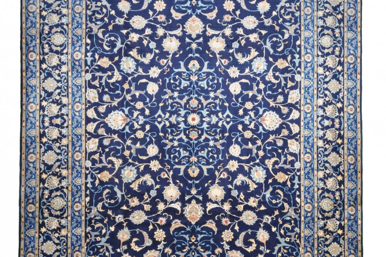 Tapis Kashan 36777 - Galerie Shirazi - Pau