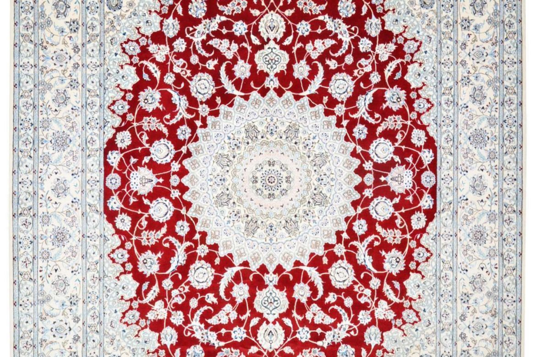 Tapis Nain 39227 - Galerie Shirazi - Pau