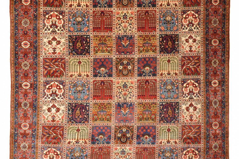 Tapis Ghom 40851 - Galerie Shirazi - Pau
