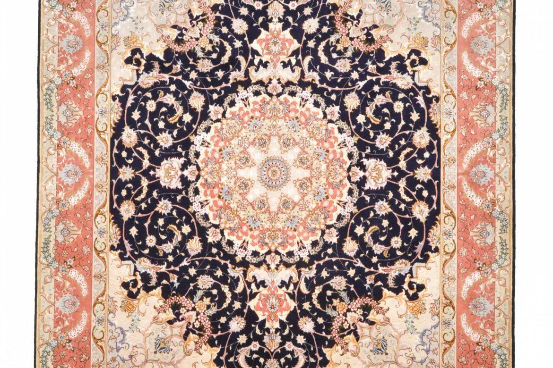 Tapis Tabriz 40906 - Galerie Shirazi - Pau
