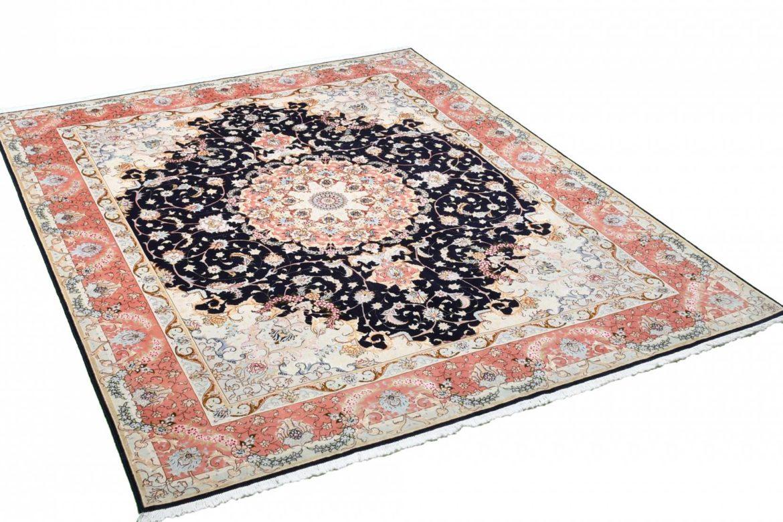 Tapis Tabriz 40906(1) - Galerie Shirazi - Pau