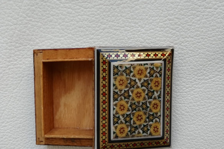 Boite marqueterie - galerie Shirazi - Pau - 17-2