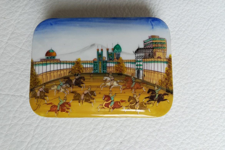 Boite bijoux Miniature marqueterie-Galerie Shirazi-Pau-N3