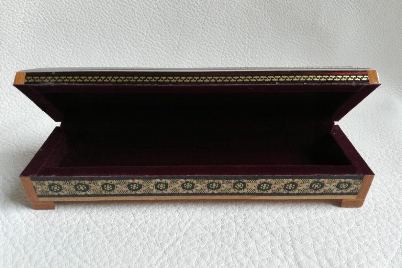 Boite bijoux marqueterie-Galerie Shirazi-Pau-E