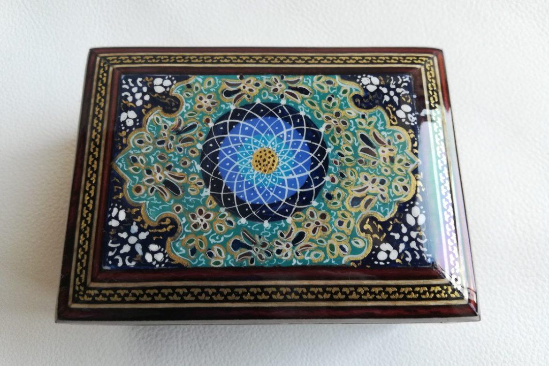Boite marqueterie miniature - galerie Shirazi - Pau - 25-2