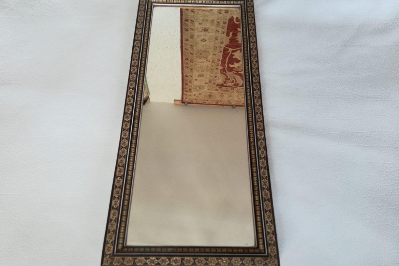 Cadre Miroir marqueterie - Galerie Shirazi - Pau 2
