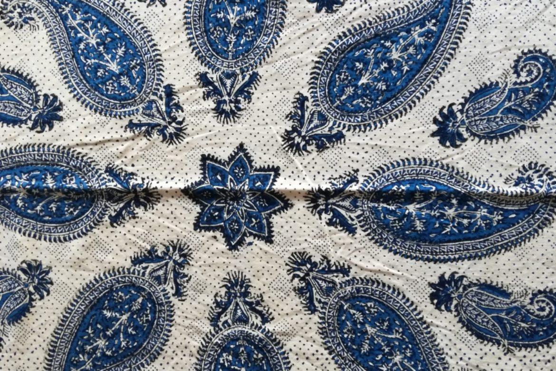 Nappe perse - Galerie Shirazi - Pau - 1,00 x 1,00-17.2