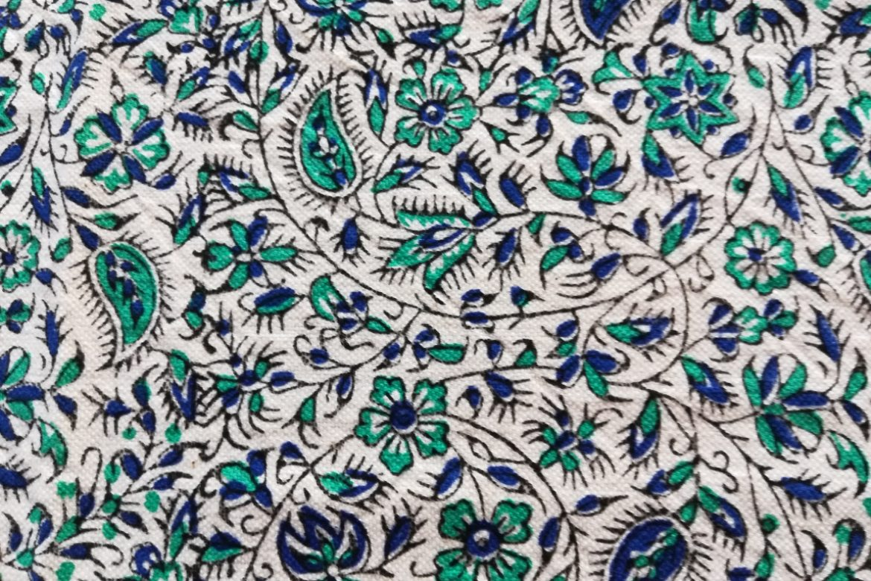 Nappe perse - Galerie Shirazi - Pau - 1,20 x 0,60-9