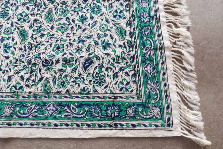 Nappe perse - Galerie Shirazi - Pau - 1,20 x 0,60-9.1