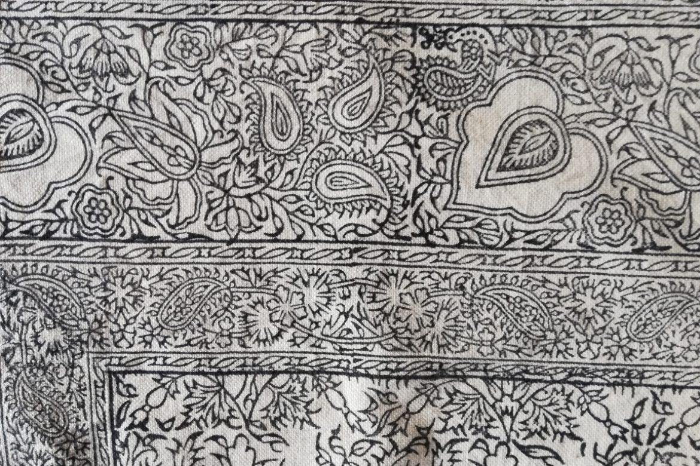 Nappe perse - Galerie Shirazi - Pau - 1,50 x 1,50-5.1