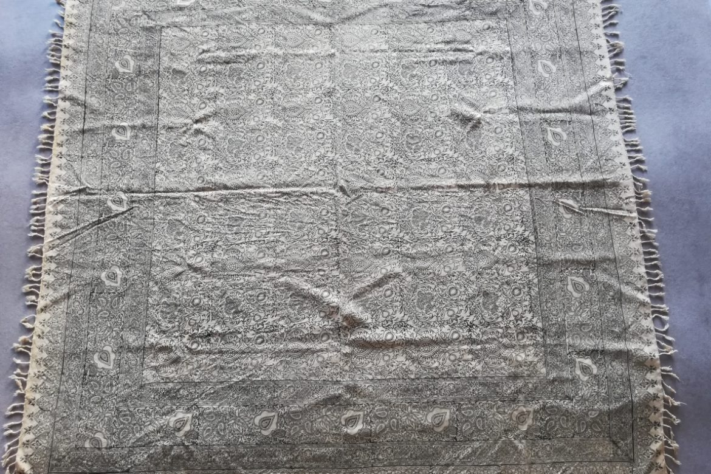 Nappe perse - Galerie Shirazi - Pau - 1,50 x 1,50-5.2