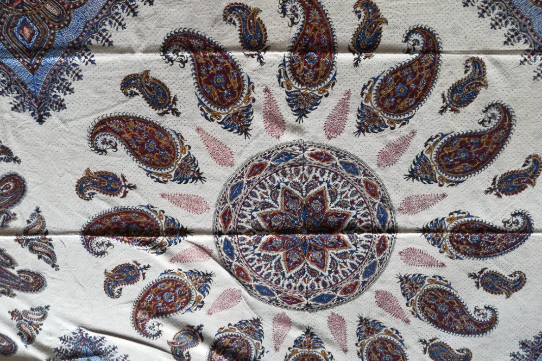 Nappe perse - Galerie Shirazi - Pau - 2,40 x 1,60 -1.1