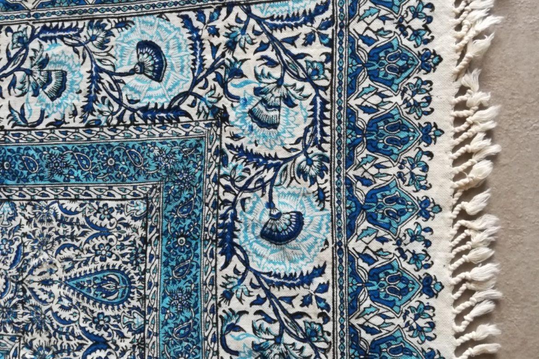 Nappe perse - Galerie Shirazi - Pau - 2,40 x 1,60-3.1