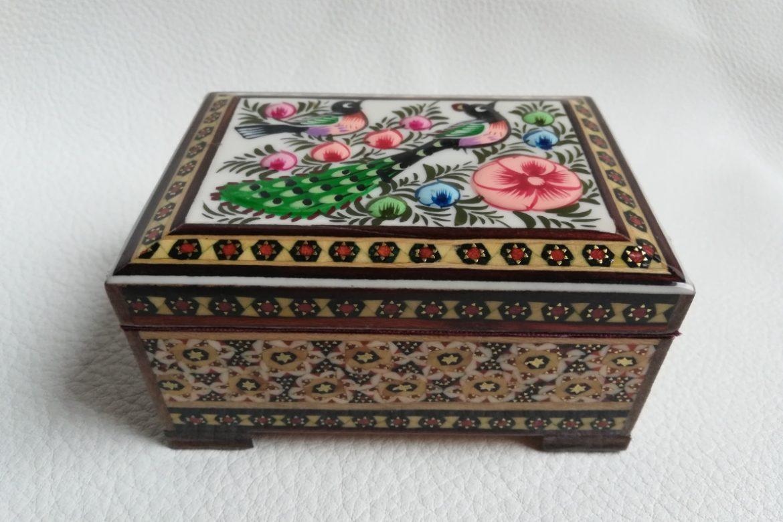 Boite marqueterie Miniature-Galerie Shirazi-Pau-S2-31
