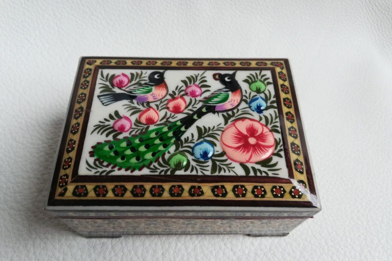 Boite marqueterie Miniature-Galerie Shirazi-Pau-S2-31b
