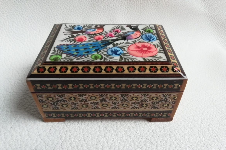 Boite marqueterie Miniature-Galerie Shirazi-Pau-S2-32b