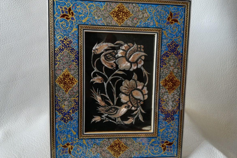 Cadre image cuivre-Galerie Shirazi-Pau-11-6c