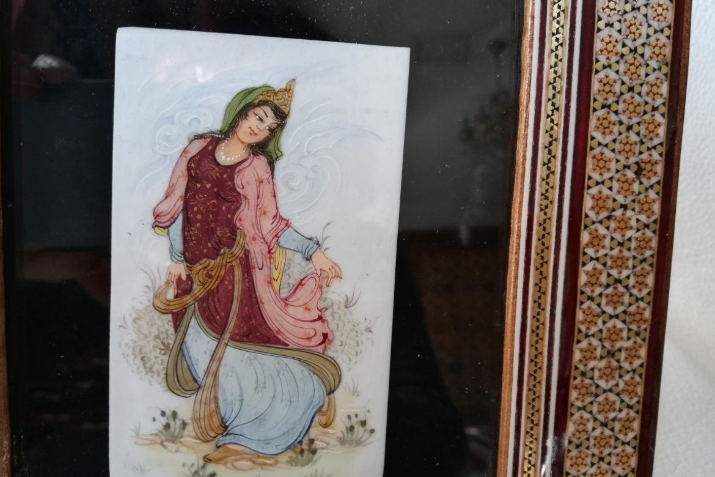 Cadre miniature-Galerie Shirazi-Pau-11-3a