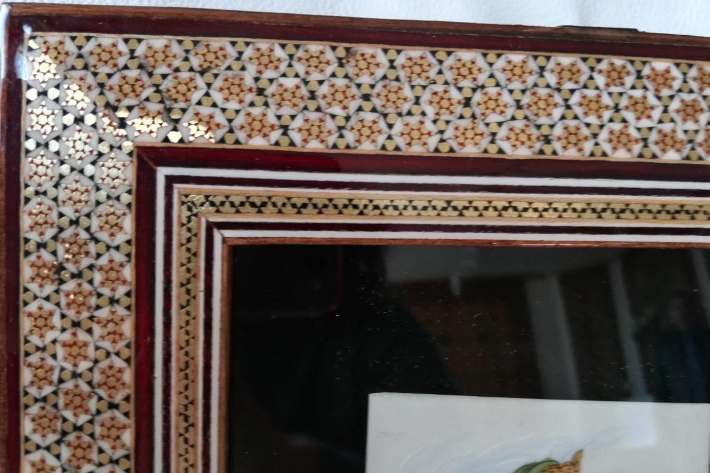 Cadre miniature-Galerie Shirazi-Pau-11-3b