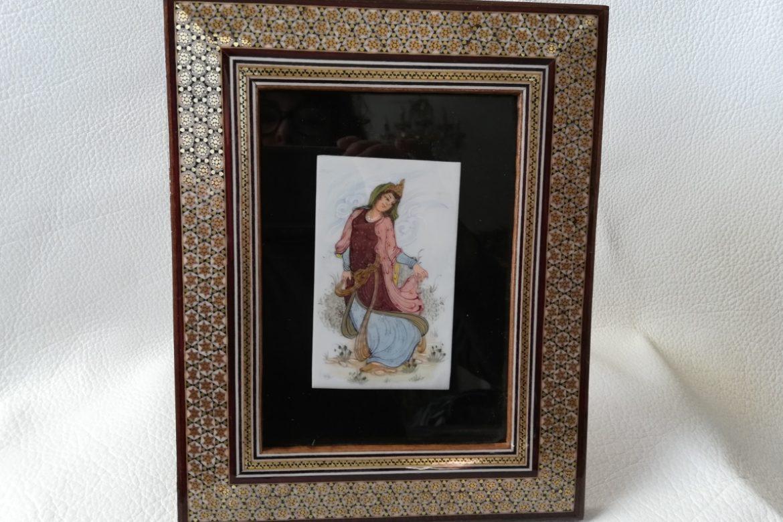 Cadre miniature-Galerie Shirazi-Pau-11-3c