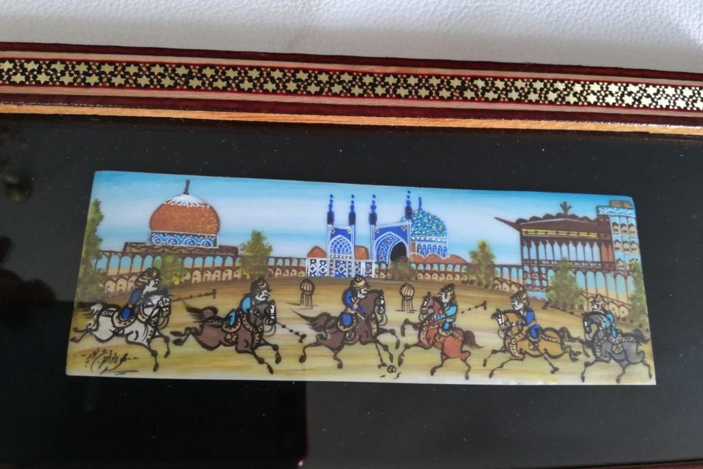 Cadre miniature-Galerie Shirazi-Pau-J7a