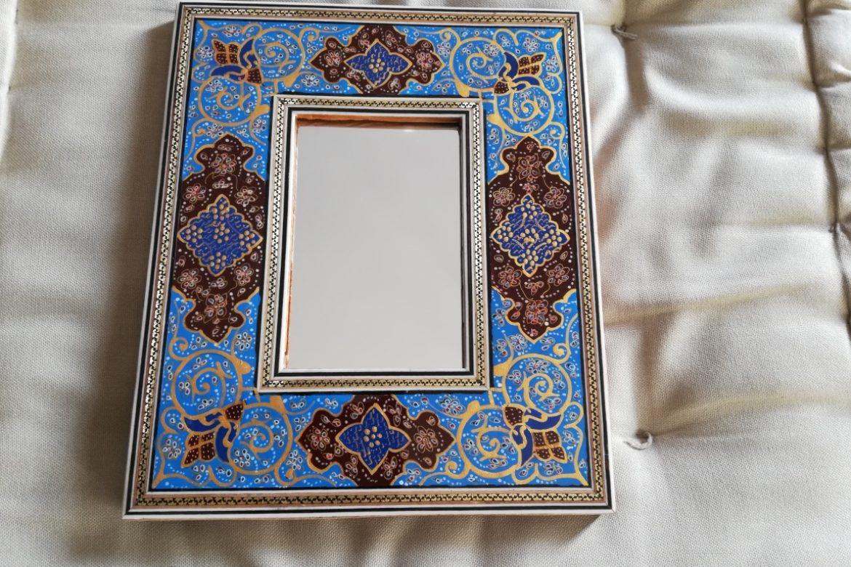 Cadre miroir-Galerie Shirazi-Pau-11-4b