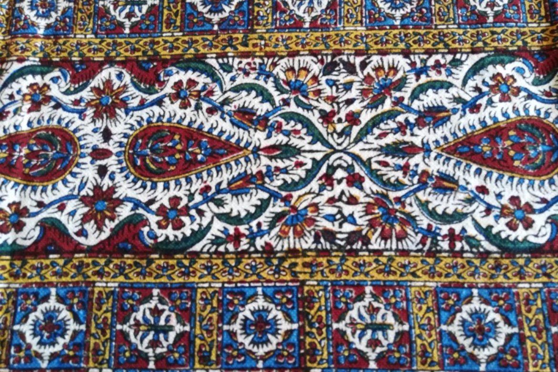 Nappe carrée 1,00 x 1,00 - Galerie Shirazi-Pau-S12.1
