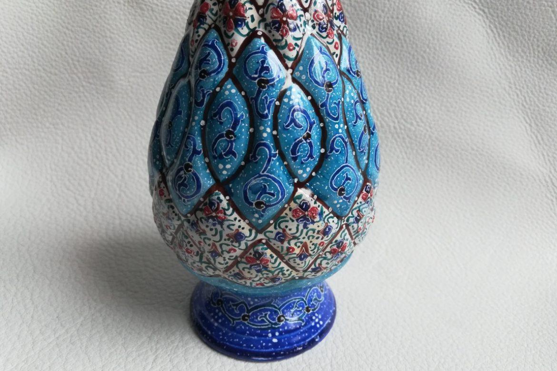 Vase cuivre émaillé-Galerie Shirazi-Pau-S2-36