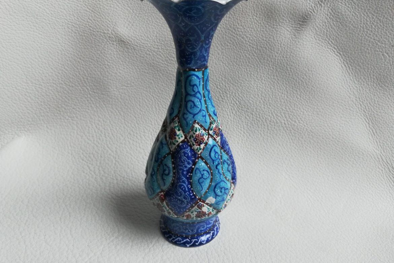 Vase cuivre émaillé-Galerie Shirazi-Pau-S2-38