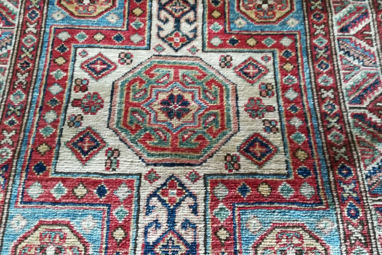 Galerie Shirazi Pau - tapis Kazak 313506-b