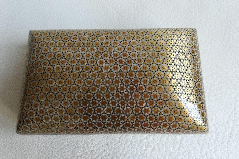 Boite marqueterie-Galerie Shirazi-Pau- 028-L.1