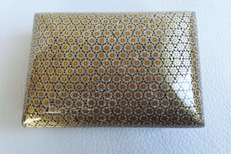 Boite marqueterie-Galerie Shirazi-Pau- 028-M-1
