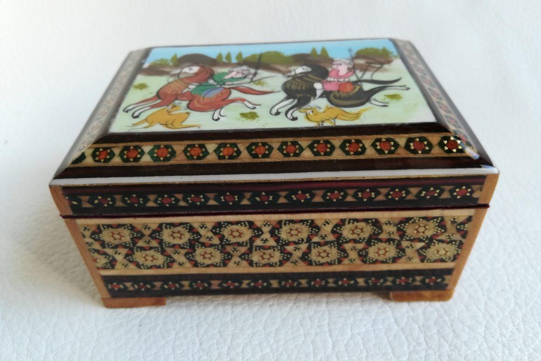 Boite marqueterie Miniatures-Galerie Shirazi-Pau- 004-3
