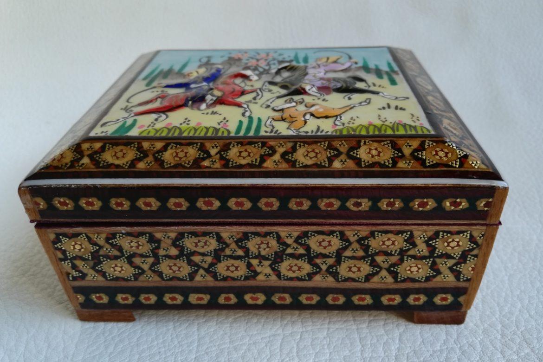 Boite marqueterie Miniatures-Galerie Shirazi-Pau- 006-2