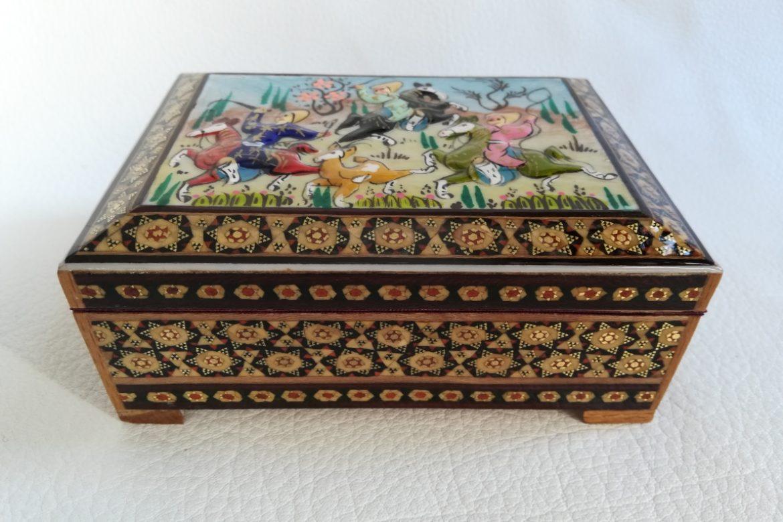 Boite marqueterie Miniatures-Galerie Shirazi-Pau- 010-2