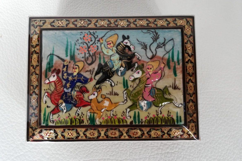 Boite marqueterie Miniatures-Galerie Shirazi-Pau- 010-2.1