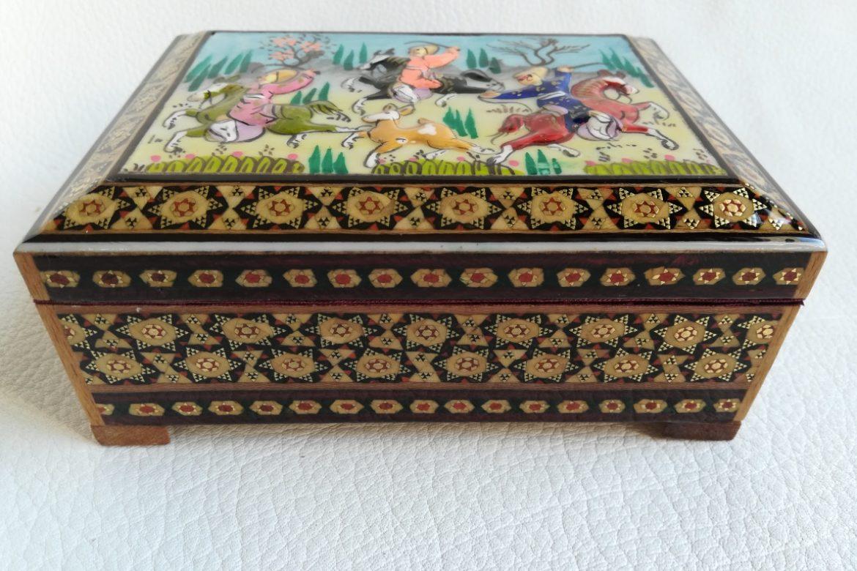 Boite marqueterie Miniatures-Galerie Shirazi-Pau- 010-3