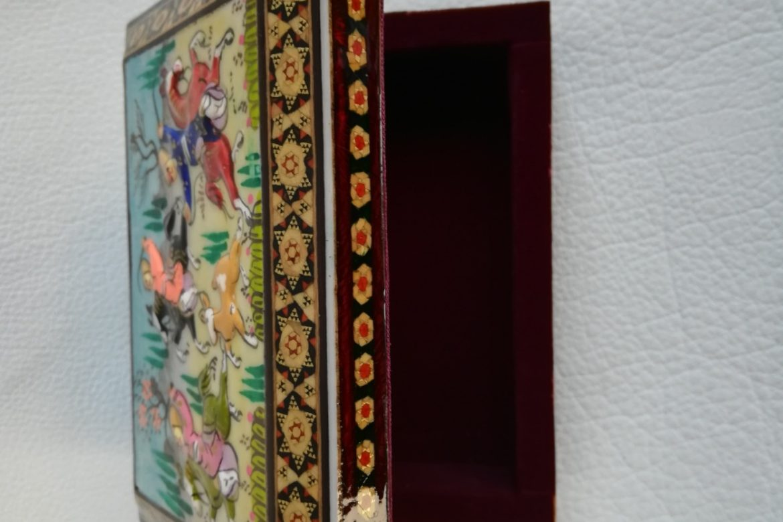 Boite marqueterie Miniatures-Galerie Shirazi-Pau- 010-3.2