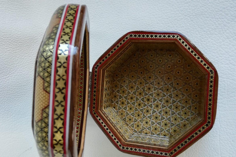 Boite marqueterie Miniatures-Galerie Shirazi-Pau- 019-S-2