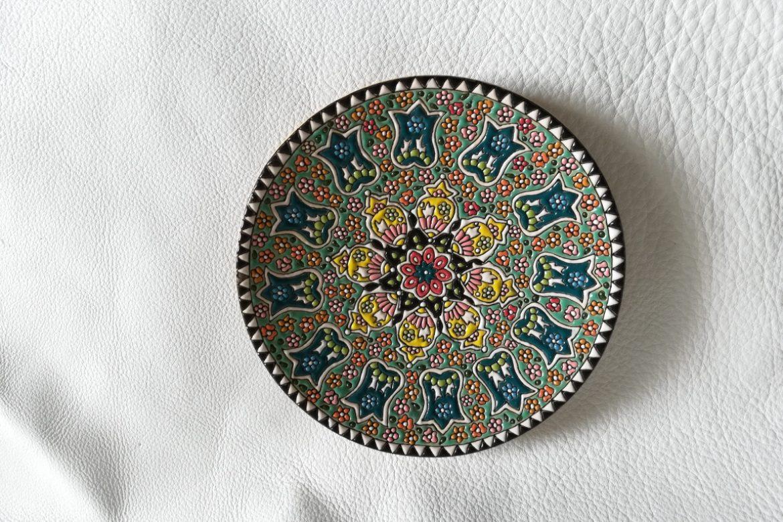 Assiette perse céramique_Galerie Shirazi_Pau.B5SC.a