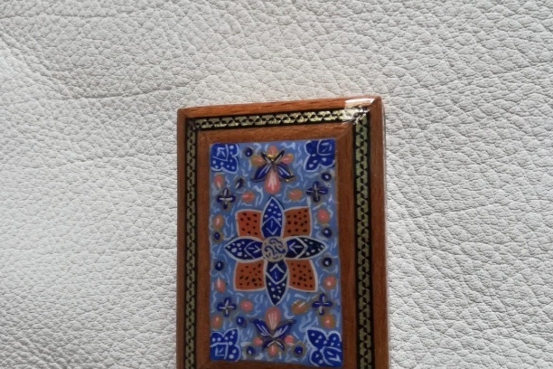 Boite marqueterie peinte_Galerie Shirazi_Pau_A18SR.b