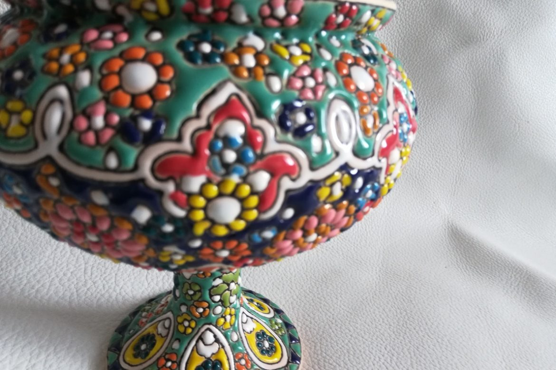 Bonbonnière perse céramique_Galerie Shirazi_Pau_B27SB.a