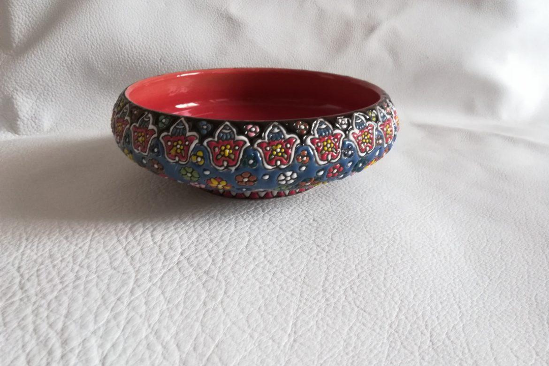 Grand saladier céramique perse_Galerie Shirazi_Pau_B20S