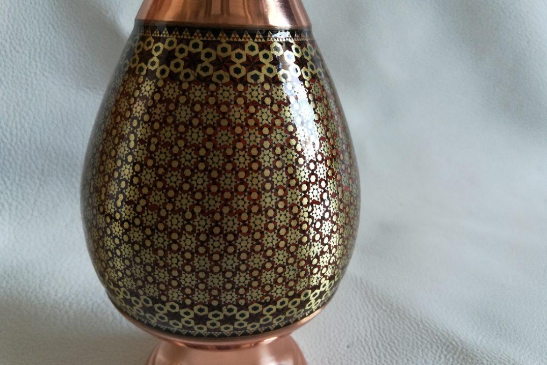 Grand vase cuivre émaillé_Galerie Shirazi_Pau_C2SB.a