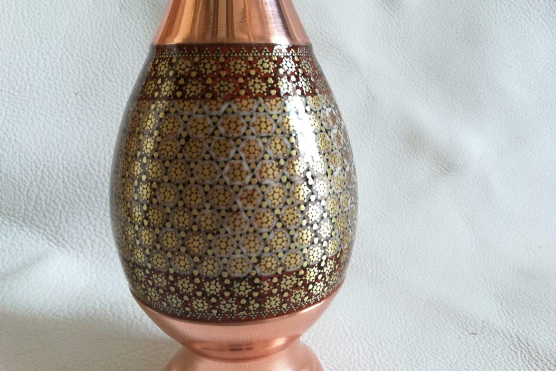 Grand vase cuivre émaillé_Galerie Shirazi_Pau_C2SC.a