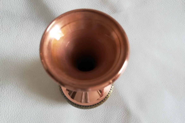 Petit vase cuivre émaillé_Galerie Shirazi_Pau_C1SB.b