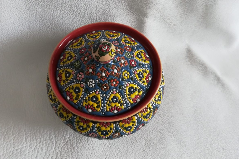 Soupière perse céramique_Galerie Shirazi_Pau_B30SA.a
