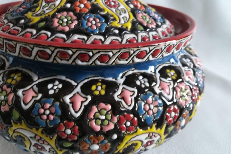 Soupière perse céramique_Galerie Shirazi_Pau_B30SB.b