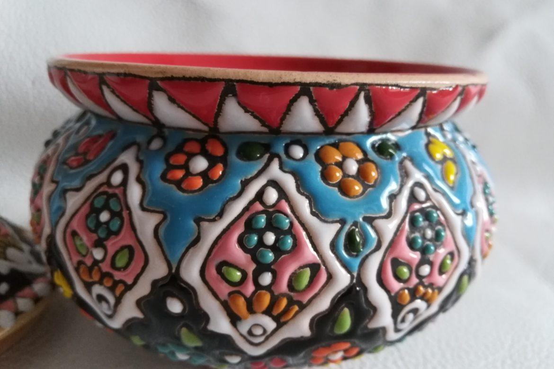 Sucrier persan céramique_Galerie Shirazi_Pau_B22SA.b