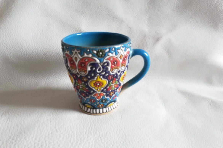 Tasse céramique perse_Galerie Shirazi_Pau_B17SC